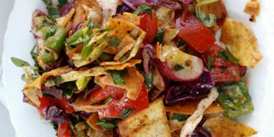 Vegetarian Catering Menu